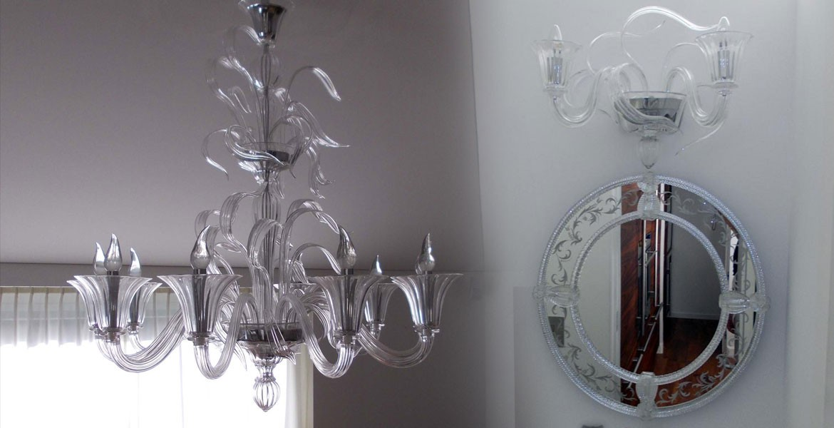 glass projects venetian mirrors